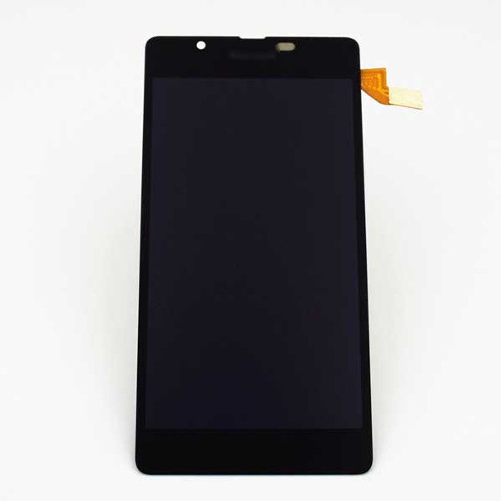 Complete Screen Assembly for Microsoft Lumia 540 Dual SIM from www.parts4repair.com