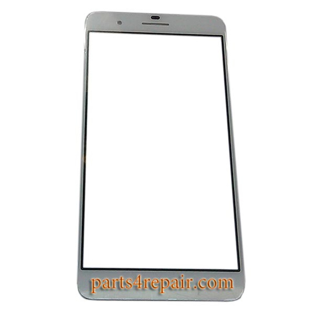 Front Glass OEM for Huawei Honor 6 Plus -White