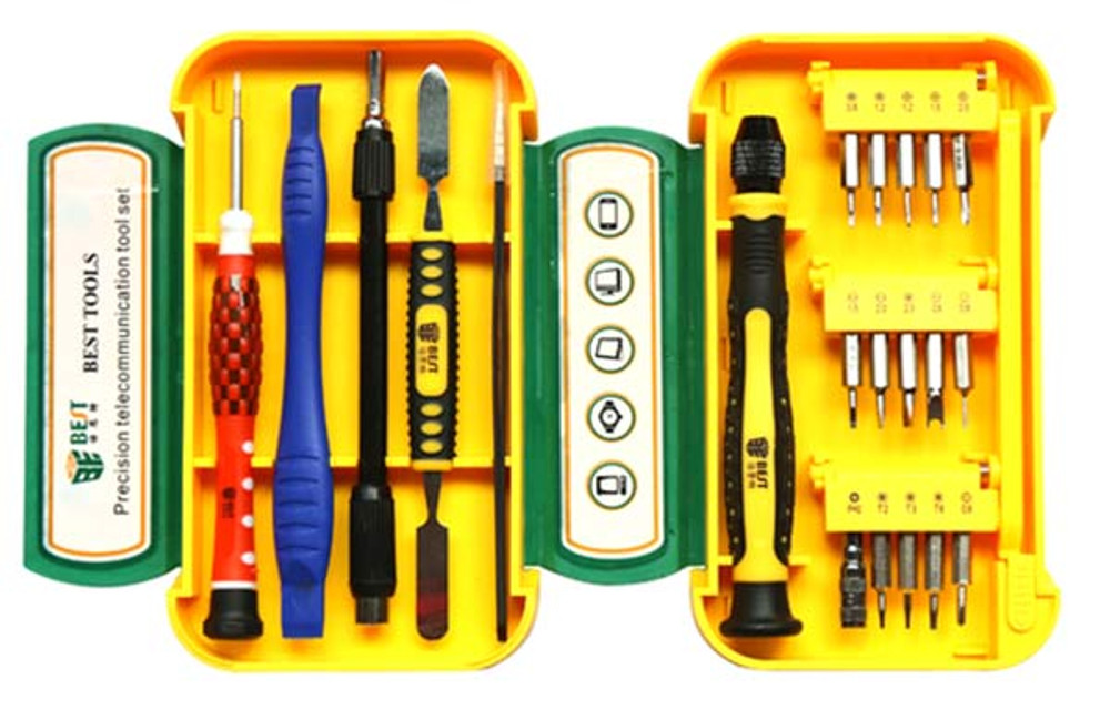 BST-8923 21-in-1 Precision Screwdrivers Set Opening Tools
