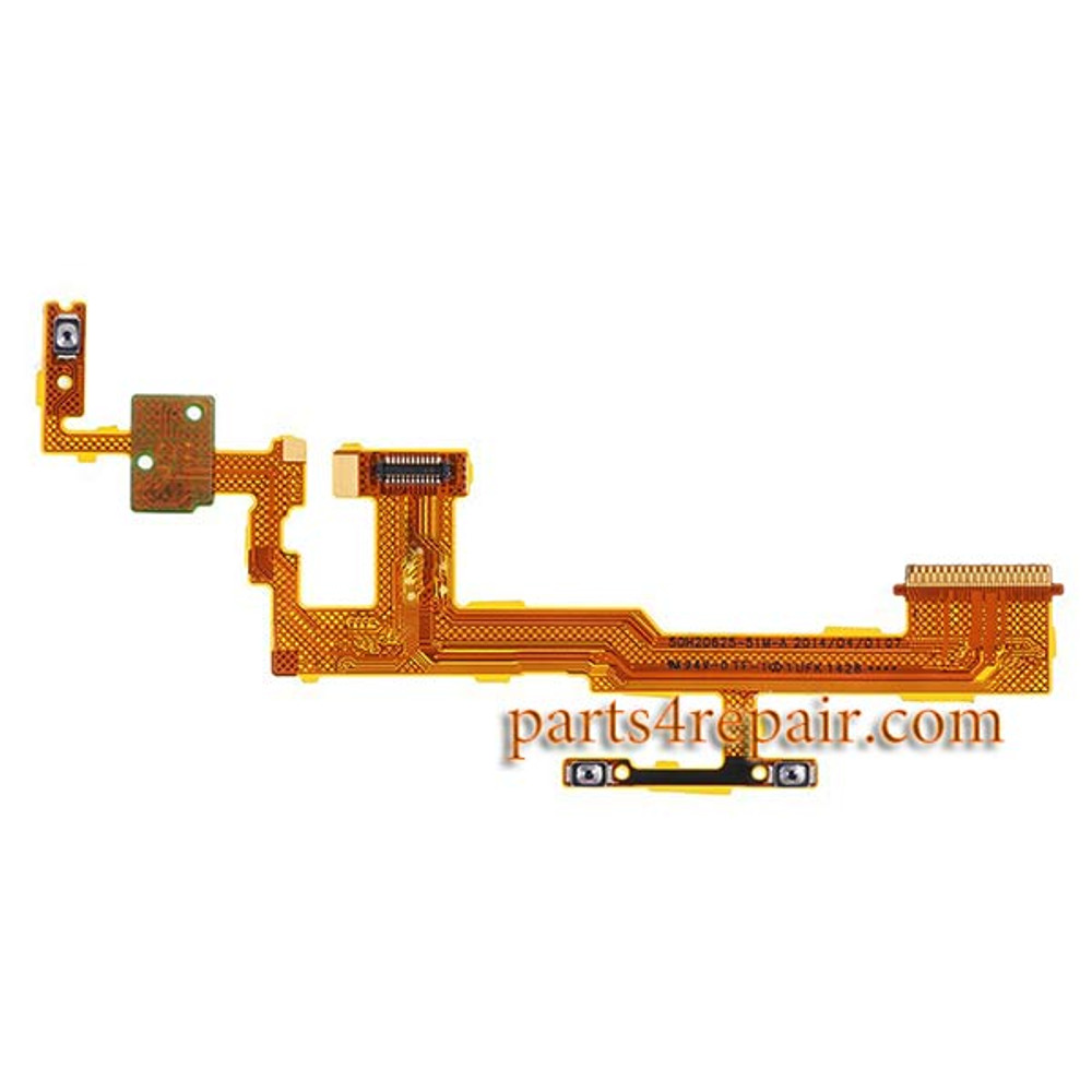 Power Flex Cable for HTC One E8 from www.parts4repair.com