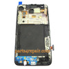 Complete Screen Assembly with Bezel for Samsung I9100 Galaxy S II -White