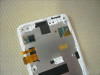 Complete Screen Assembly with Bezel for HTC J Z321E -White