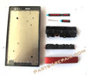 Sony Xperia P LT22i Full Housing Cover with Side Keys -Red