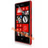 Nokia Lumia 810 Clear Screen Protector Shield Film from www.parts4repair.com