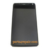Complete Screen Assembly with Bezel for Motorola RAZR I XT890