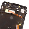 Complete Screen Assembly with Bezel for HTC One -Black