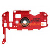 Top Cover for HTC One S -Red