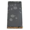 Complete Screen Assembly for Huawei Ascend P6 -Black from www.parts4repair.com