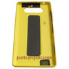 Back Cover without NFC for Nokia Lumia 820 -Yellow