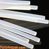 5pcs 7mm Transparent EVA Resin Silicon Mini Hot Melt Glue Stick