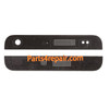We can Top and Bottom Cover for HTC One mini M4 -Black