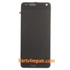 Complete Screen Assembly for HTC One mini M4 -Black from www.parts4repair.com