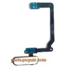 Home Button Flex Cable for Samsung Galaxy S5 -White from www.parts4repair.com