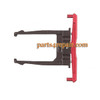 SIM Tray Holder for Motorola Droid Ultra XT1080 -Red