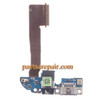 Dock Charging Flex Cable for HTC One M8 from www.parts4repair.com