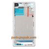 We can offer LCD Plate for Sony Xperia Z2 -White