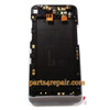 Middle Housing Cover for BlackBerry Z30 from www.parts4repair.com