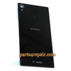 Back Cover OEM for Sony Xperia Z1S L39T -Black