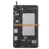 Complete Screen Assembly with Bezel for Samsung Galaxy Galaxy Tab 8.0 T330 (WIFI Version) -Black