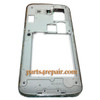 Middle Cover for Samsung Galaxy Grand 2 G7102 -White from www.parts4repair.com