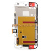 Complete Screen Assembly with Bezel for Motorola Moto G2 -White