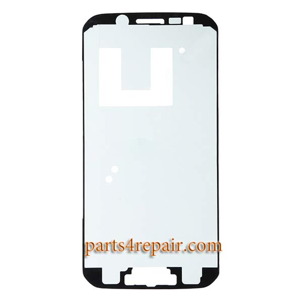 We can offer Front Housing Adhesive for Samsung Galaxy S6 Edge