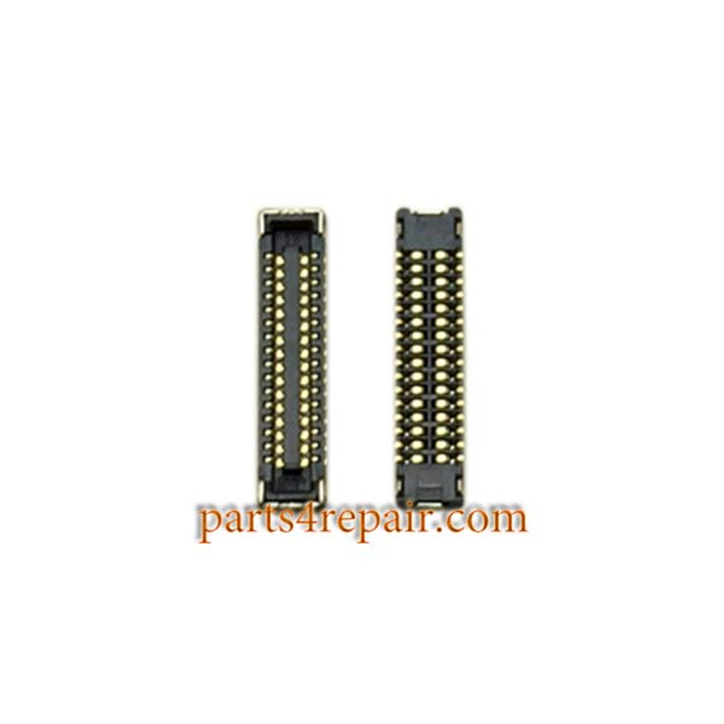 32pin LCD Screen FPC Connector for Meizu MX4 -5pcs