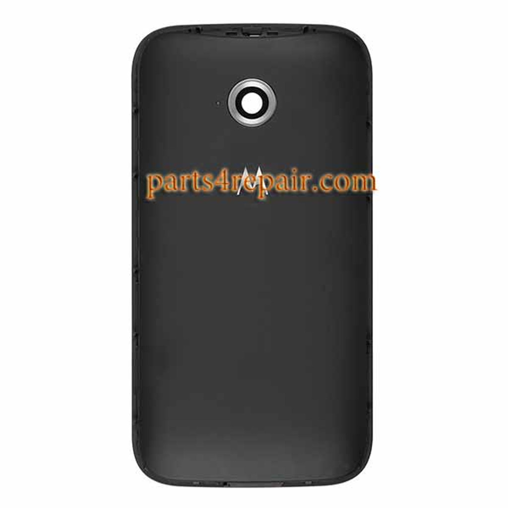 Back Cover for Motorola Moto E (2nd Gen) from www.parts4repair.com