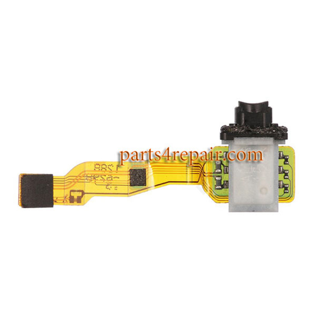 Earphone Jack Flex Cable for Sony Xperia Z3+ from www.parts4repair.com