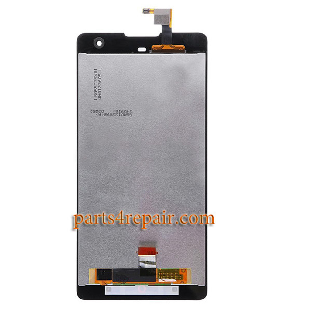ZTE Nubia Z7 Max NX505J LCD Screen and Digitizer Assembly