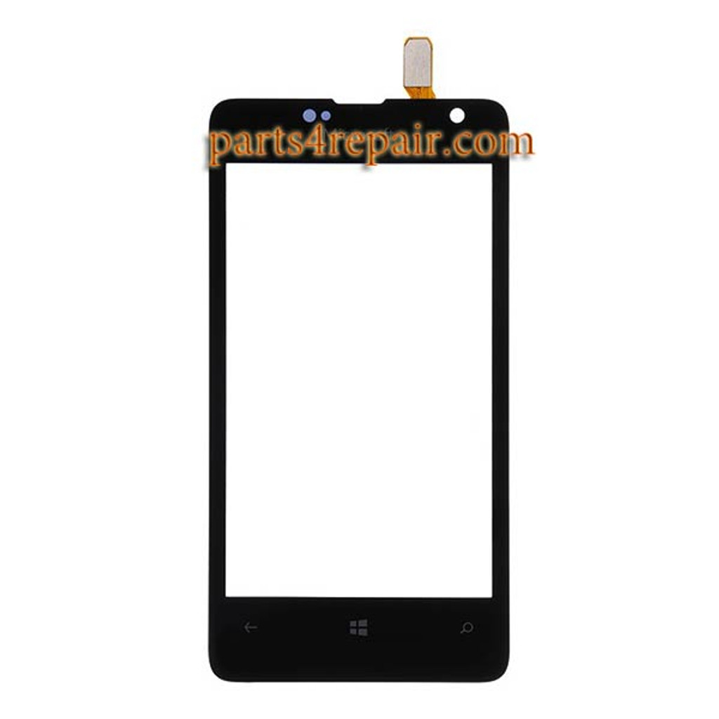 Touch Screen Digitizer for Microsoft Lumia 430 Dual SIM from www.parts4repair.com