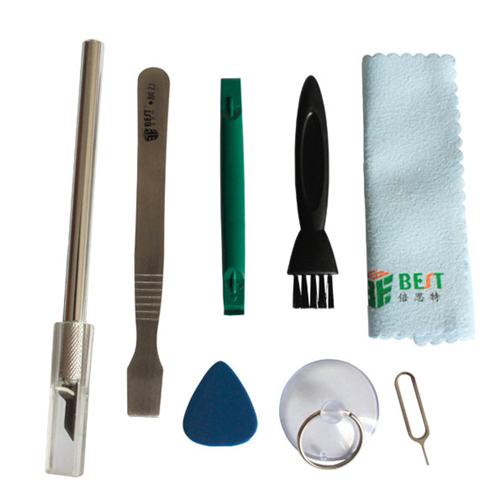 BST-608 Disassemble Tools for Samsung Apple Nokia Huawei Motorola ZTE Lenovo