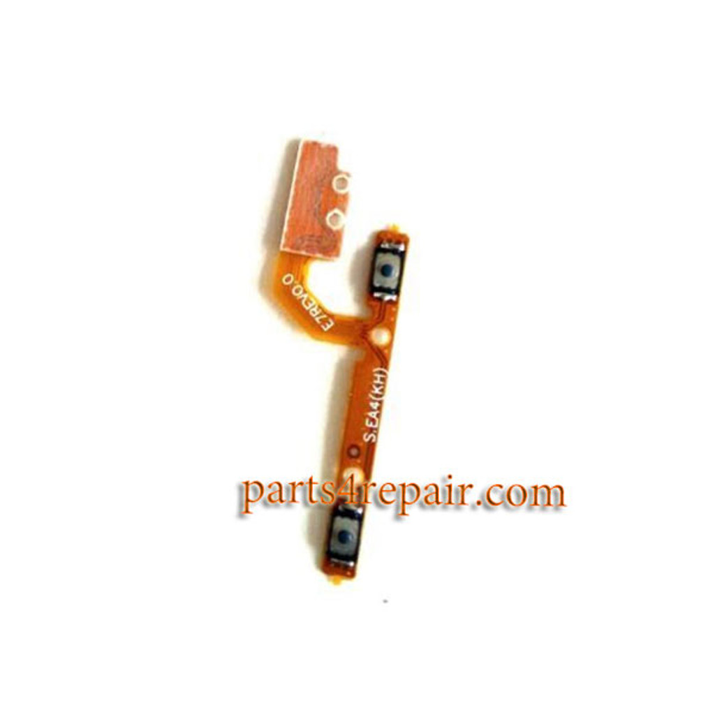 Volume Flex Cable for Samsung Galaxy E7 SM-E700 from www.parts4repair.com