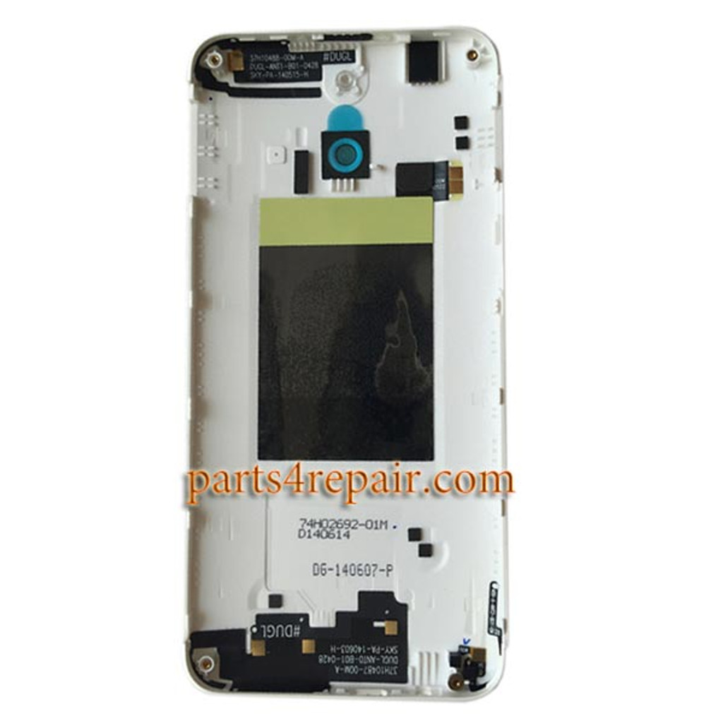 We can offer Back Cover for HTC One E8