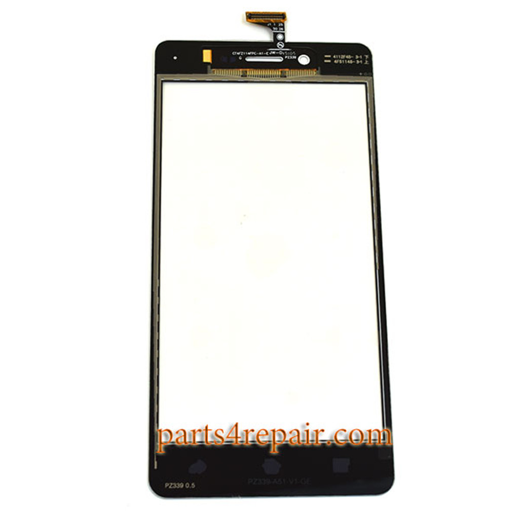 Touch Screen Digitizer for Oppo Mirror 5 (A51) -White
