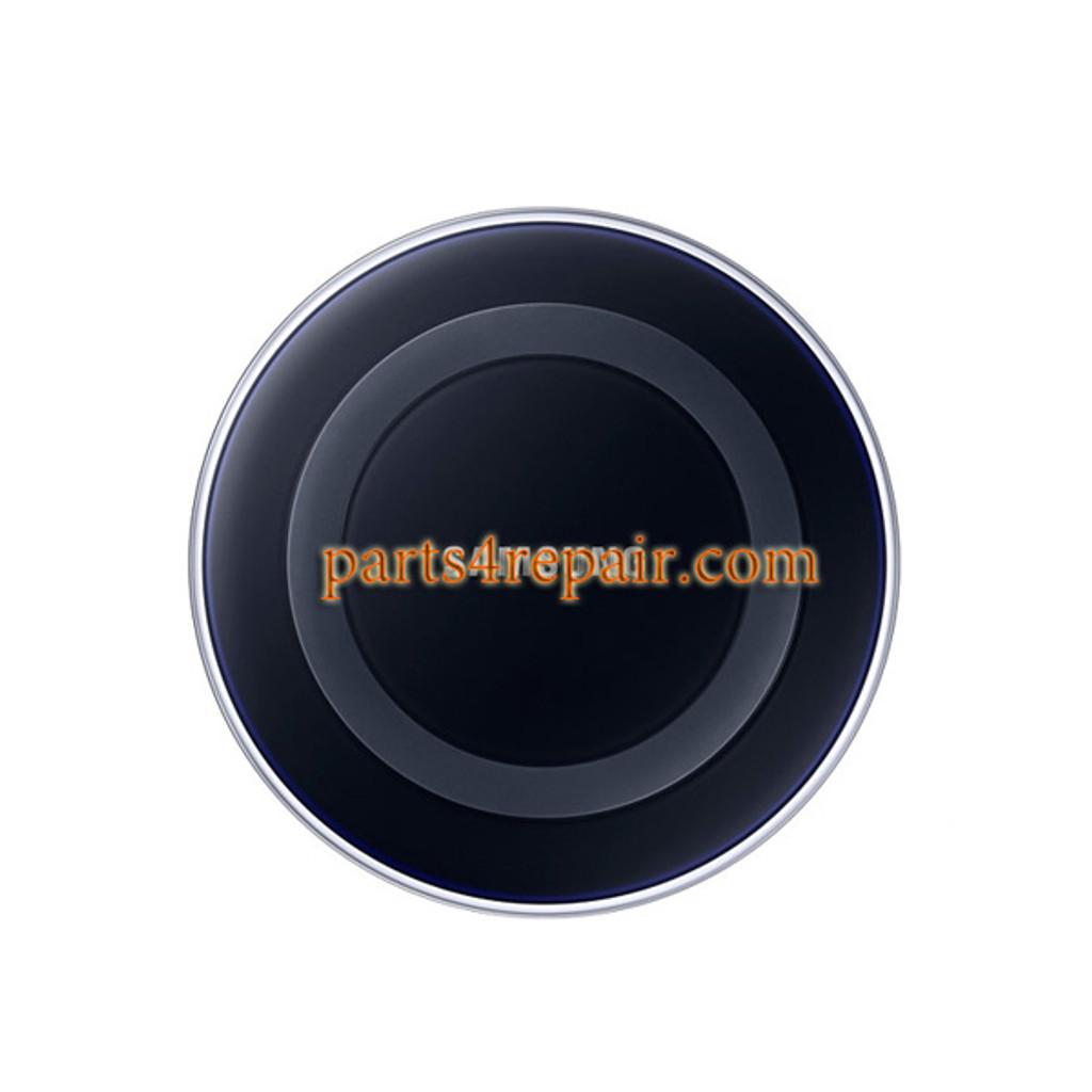 Generic QI Wireless Charging Pad for Samsung Galaxy S6 / S6 Edge -Black