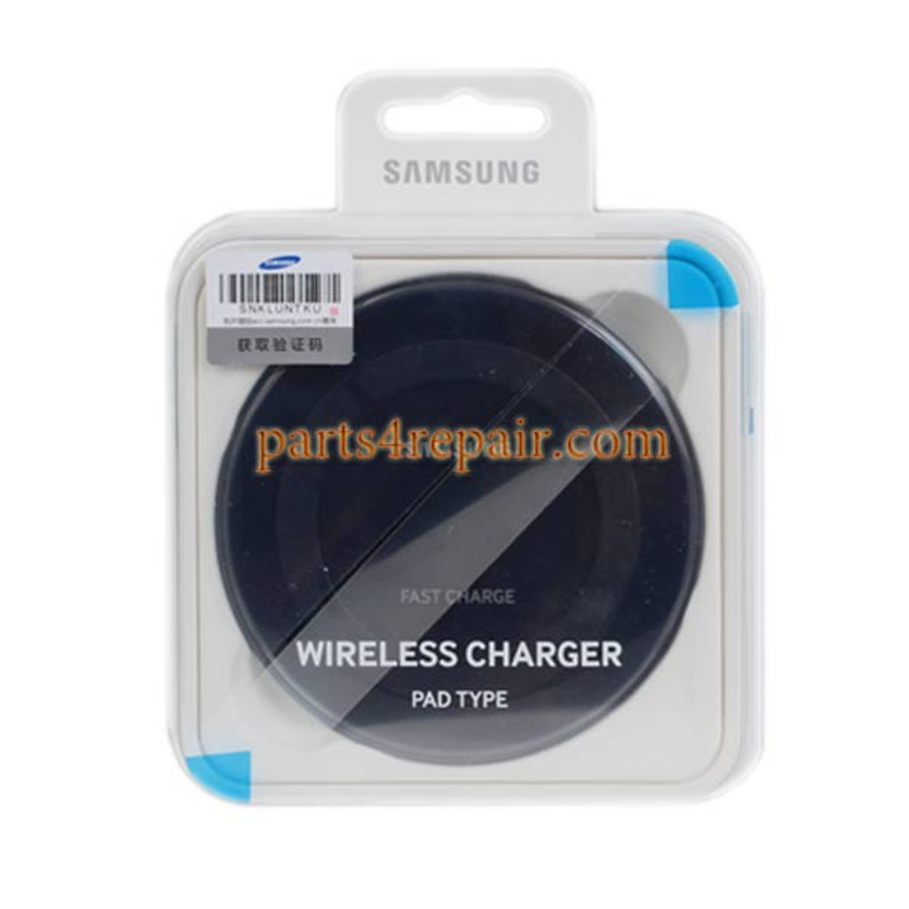 Generic EP-PN920 Wireless Charging Pad for Samsung Galaxy Note 5/ S6 Edge+ -Black