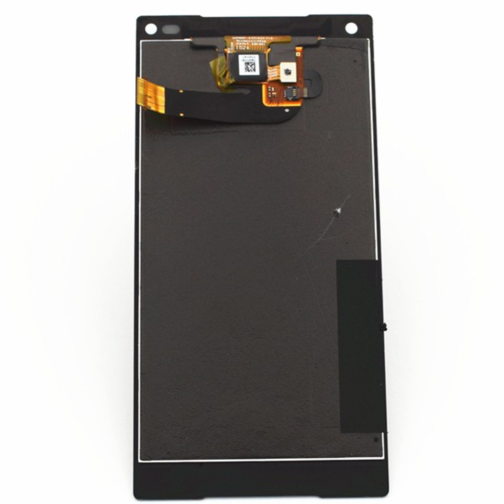 Complete Screen Assembly for Sony Xperia Z5 Compact (Z5 mini) -Black