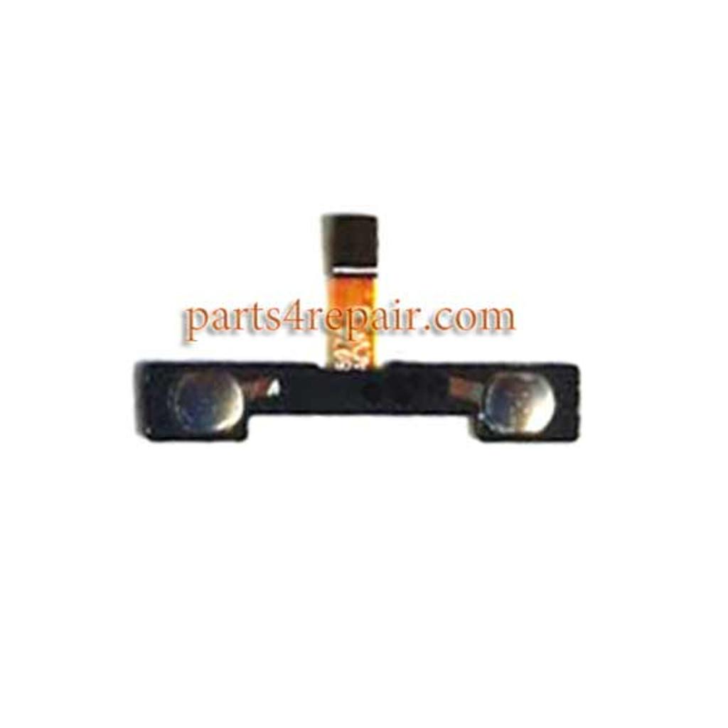 Volume Flex Cable for ZTE Nubia Z5S NX503A