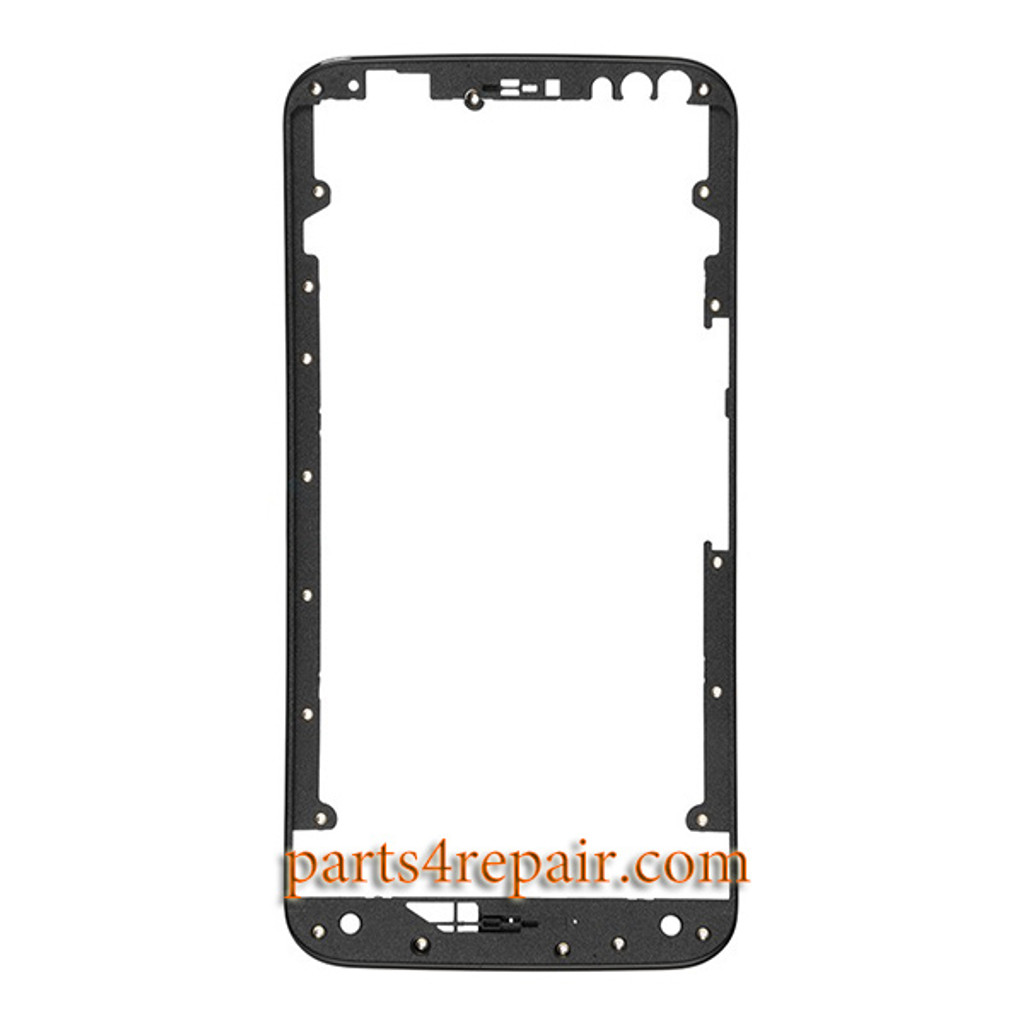 Front Housing for Motorola Moto X Style XT1572 XT1575 -Black