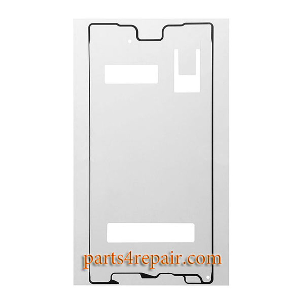 Front Housing Adhesive for Sony Xperia Z5 Premium from www.parts4repair.com