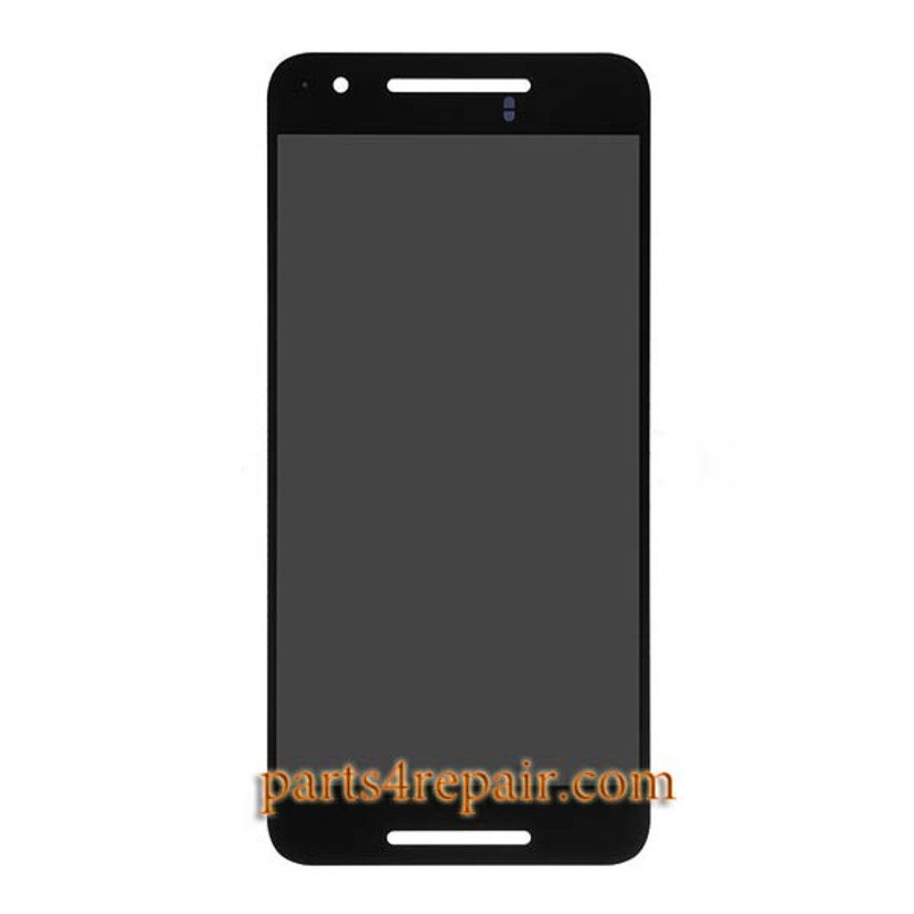 Complete Screen Assembly for Huawei Nexus 6P from www.parts4repair.com
