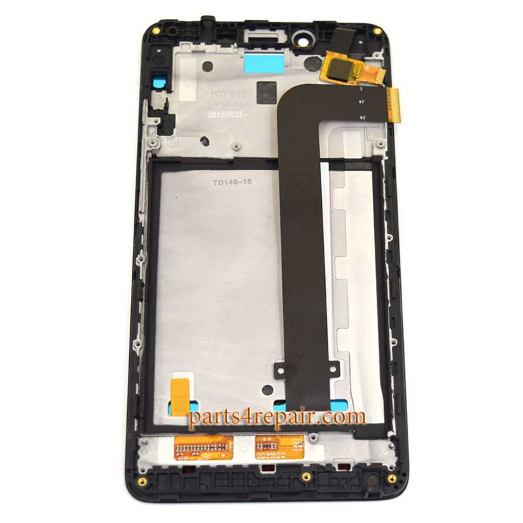 Complete Screen Assembly with Bezel for Xiaomi Redmi Note 2
