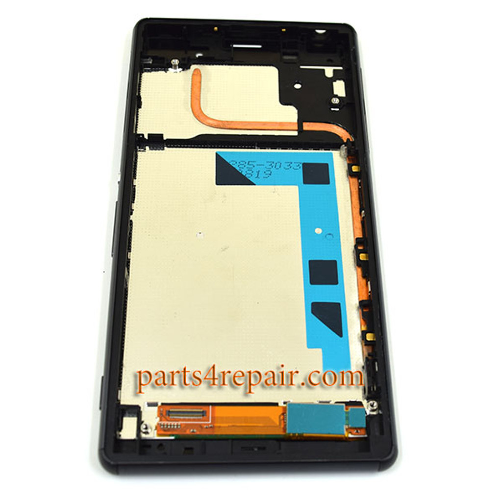 Complete Screen Assembly with Bezel for Sony Xperia Z3 Dual D6633