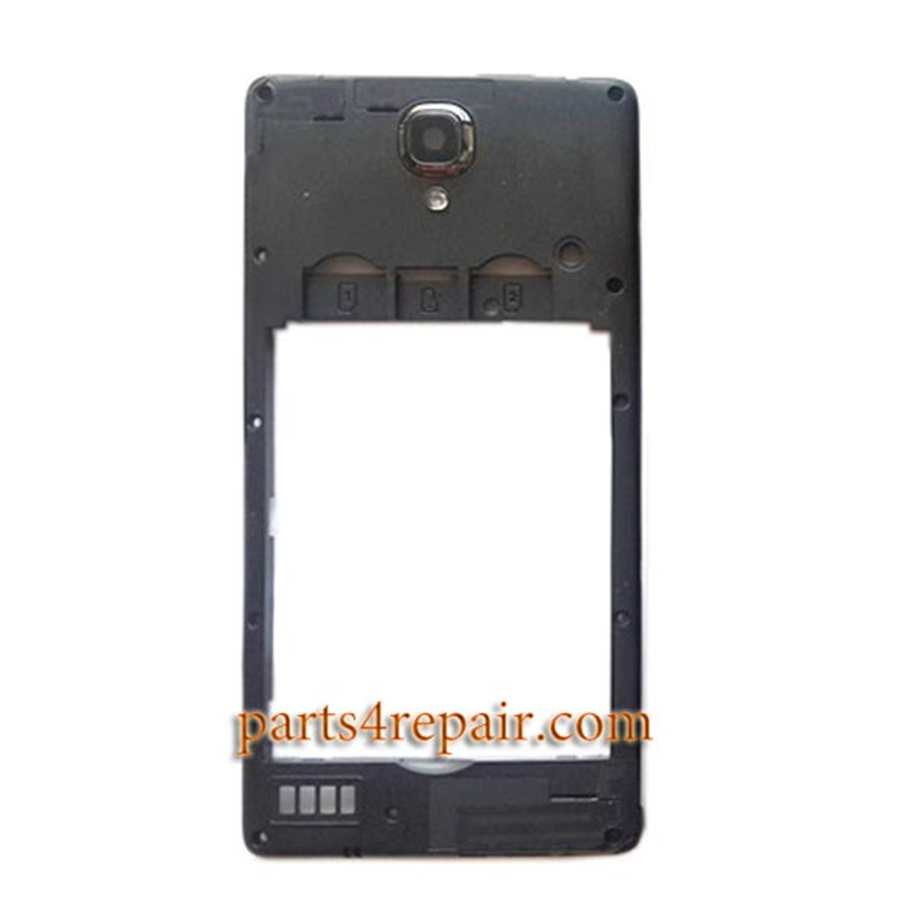 Middle Housing Cover for Xiaomi Redmi Note 3G Dual SIM from www.parts4repair.com
