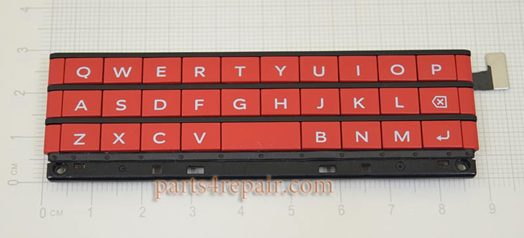 Keypad with Flex Cable for BlackBerry Passport from www.parts4repair.com