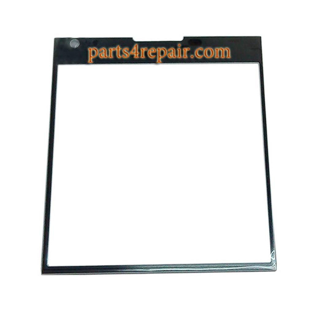 Front Glass for BlackBerry Passport -White
