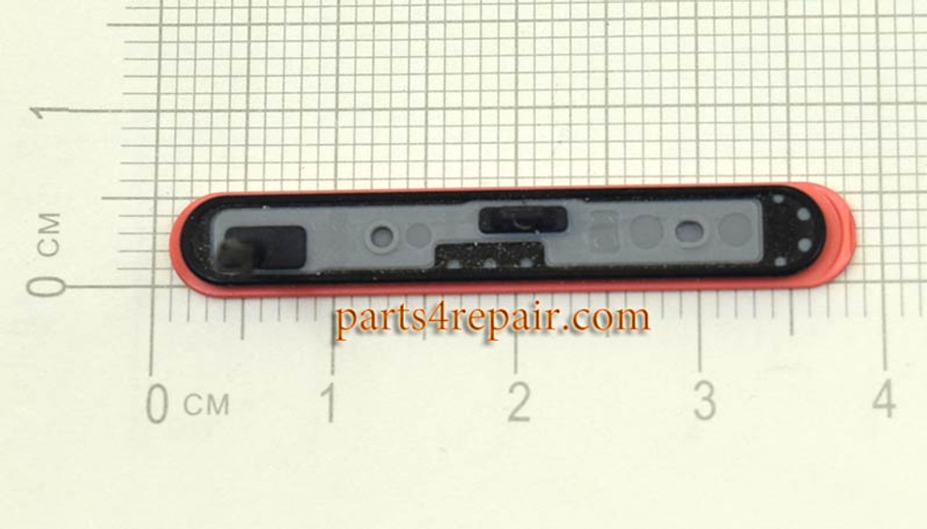 SIM Card Cover for Sony Xperia Z5 Compact (Z5 mini) -Coral