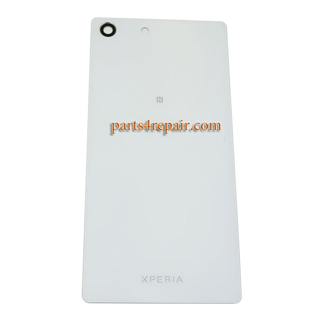 Generic Back Cover for Sony Xperia M5 -White