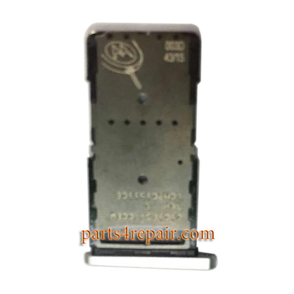 We can offer Motorola Droid Turbo 2 SIM Tray